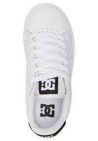 DC Shoes - STRIKER - Zapatillas skate - white gum - 2