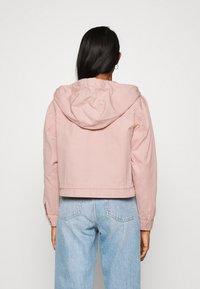 ONLY - ONLALLY LIFE JACKET - Summer jacket - misty rose - 2