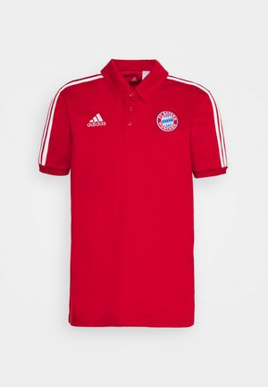 FC BAYERN MÜNCHEN  - Piké - true red