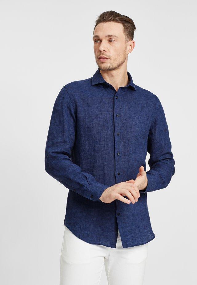 Overhemd - royal blue