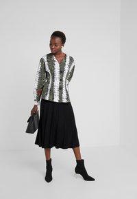 Filippa K - RUBY SKIRT - A-line skirt - black - 1