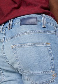 camel active - FLEX - Straight leg jeans - stone blue - 5