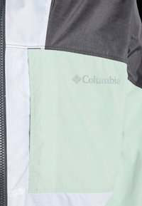 Columbia - WALLOWA PARK™ JACKET - Giacca a vento - white/sea sprite/city grey - 6
