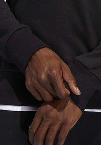 adidas Performance - HARDEN FLEECE CREW SWEATSHIRT - Sweater - black - 4