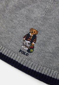 Polo Ralph Lauren - BEAR APPAREL ACCESSORIES UNISEX - Beanie - league heather - 2