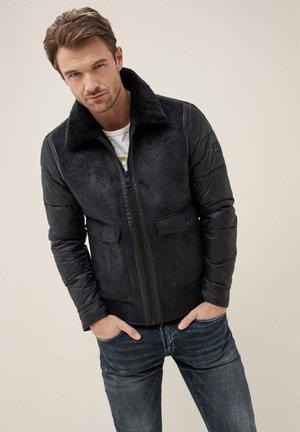 PORTUGAL  - Winter jacket - schwarz