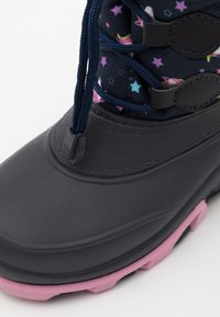 Friboo - Snowboot/Winterstiefel - dark blue - 5