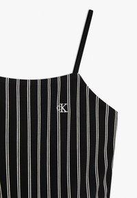 Calvin Klein Jeans - CITY STRIPE STRAP - Combinaison - black - 3