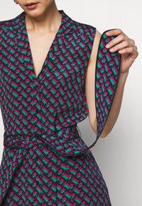 Diane von Furstenberg - ALIANA - Shirt dress - orange - 3