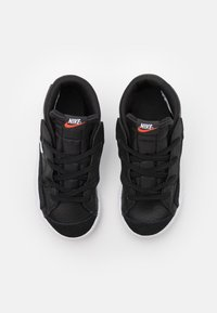 Nike Sportswear - BLAZER MID '77 UNISEX - Sneakers hoog - black/white/team orange - 3