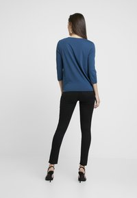 NA-KD - HIGH WAIST - Jeans Skinny Fit - black - 2