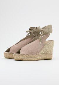 Vidorreta - High heeled sandals - piedra - 2