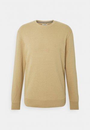 CASUAL BÁSICA CAJA - Sweatshirt - beige