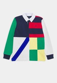 Polo Ralph Lauren - RUGBY - Polotričko - red/multi - 0