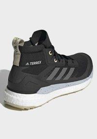adidas Performance - TERREX FREE HIKER PRIMEBLUE WANDERSCHUH - Fjellsko - black - 3
