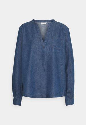 KATIONA - Tunic - blue denim
