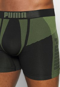 Puma - SEAMLESS ACTIVE 2 PACK - Panties - army green - 4