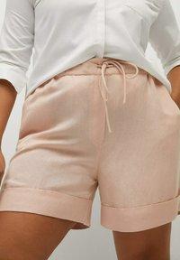 Violeta by Mango - COTILI8 - Shorts - pastel pink - 3