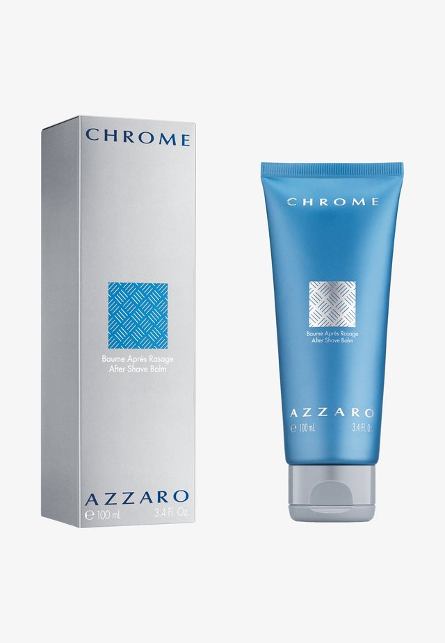CHROME AFTER SHAVE BALM - Aftershave-balsam - -