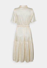 Object - OBJYALANDA DRESS  - Abito a camicia - sandshell - 1