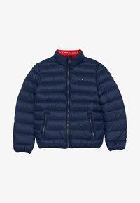 LIGHT JACKET - Down jacket - blue