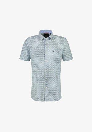 Shirt - mint blue