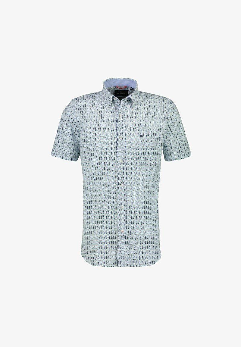 LERROS - Shirt - mint blue