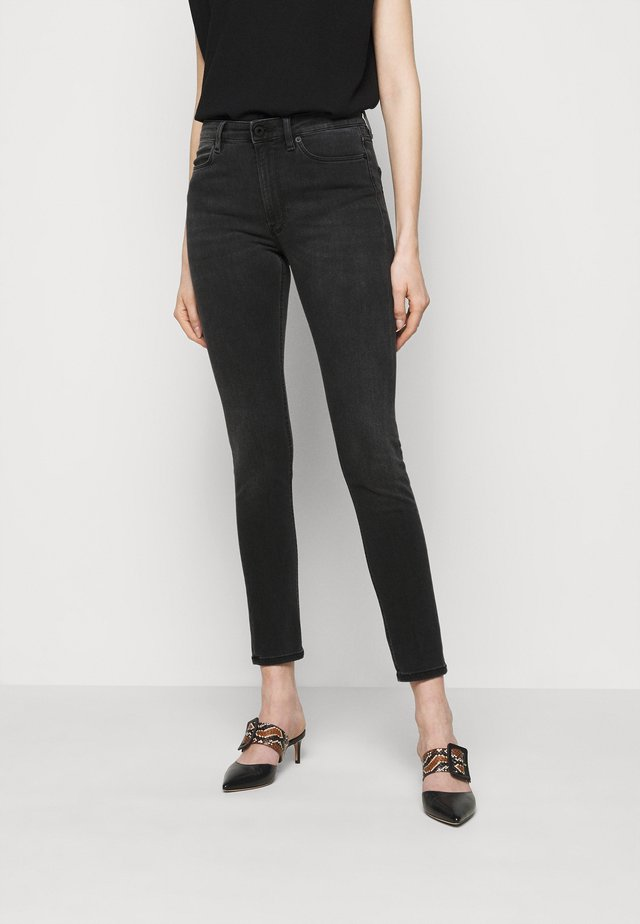 IRIS - Jeans Skinny Fit - black denim