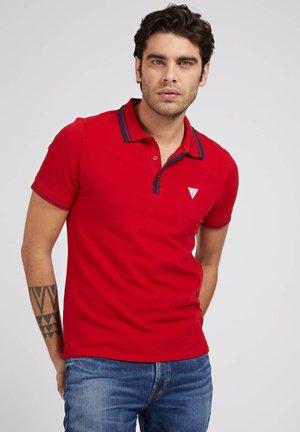 DRIEHOEK - Polo shirt - rot