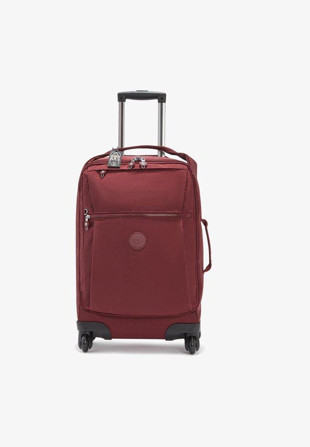 Trolley - intense maroon
