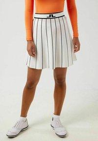 J.LINDEBERG - BAY - Sports skirt - white - 0