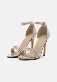 4th & Reckless - CARMEN - High heeled sandals - nude - 2