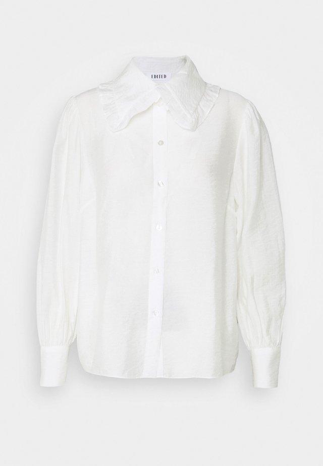 ROMINE BLOUSE - Camicetta - white