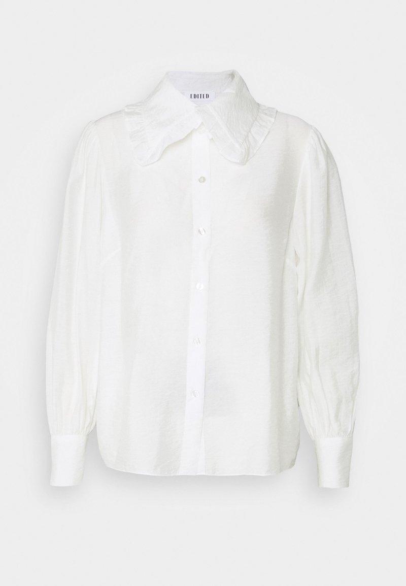 EDITED - ROMINE BLOUSE - Blouse - white