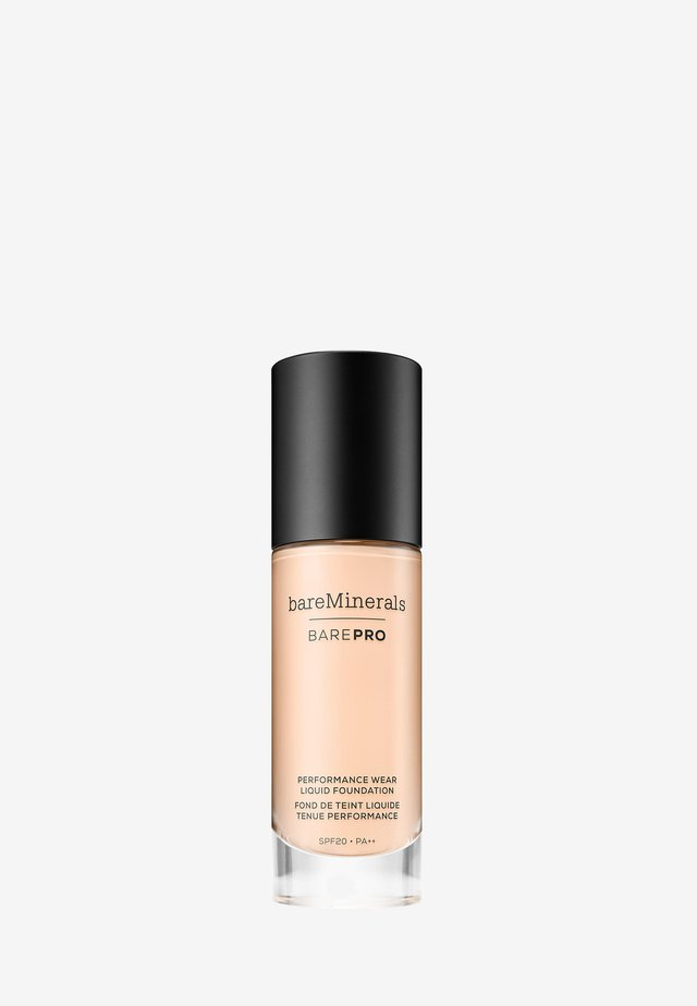 BAREPRO LIQUID FOUNDATION SPF 20 - Fondotinta - 01 fair