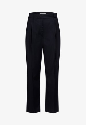 SHRUB - Trousers - navy blue
