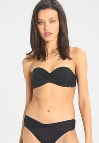 s.Oliver - PUSH UPS BANDEAU - Bikini top - schwarz - 3