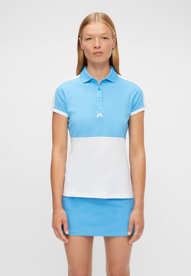 JLI CAMILLE - Polo shirt - white