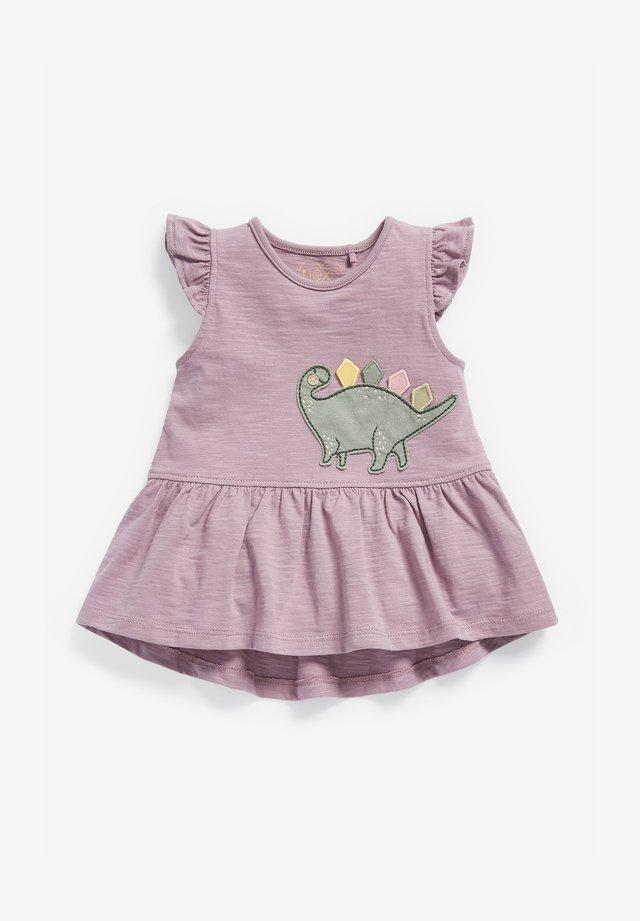 DINOSAUR  - Print T-shirt - purple