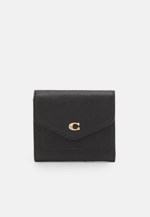 CROSSGRAIN SMALL WALLET - Portefeuille - black