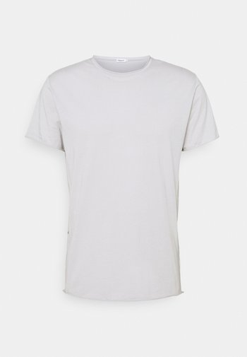 ROLL NECK TEE - Basic T-shirt - sterling
