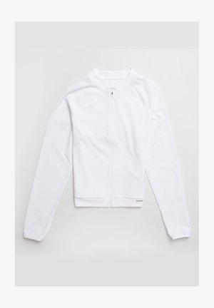SUPERDRY TRAINING LIGHTWEIGHT JACKET - Training jacket - white