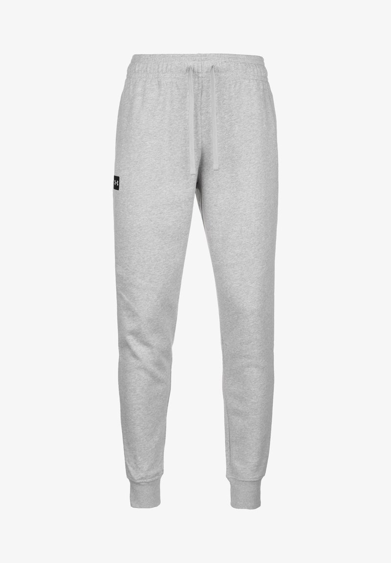 Under Armour - Tracksuit bottoms - mod gray light heather