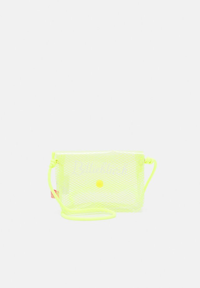 HANDLE BAG UNISEX - Borsa a tracolla - ochre
