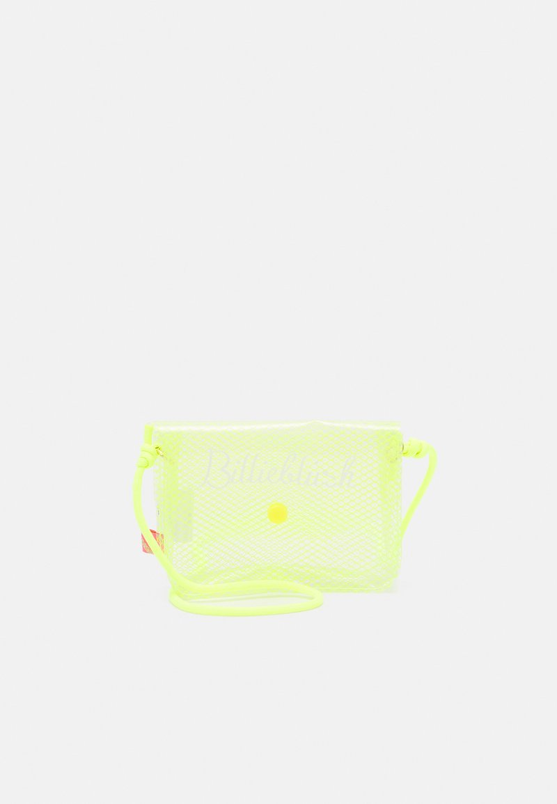 Billieblush - HANDLE BAG UNISEX - Bandolera - ochre