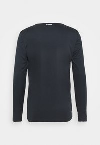 K-SWISS - HYPERCOURT LONG SLEEVE - Top sdlouhým rukávem - blue graphite - 1