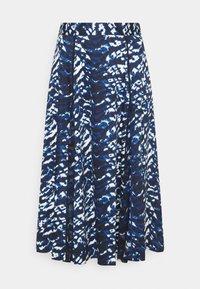 Diane von Furstenberg - RUBY SKIRT - Pleated skirt - blue - 0