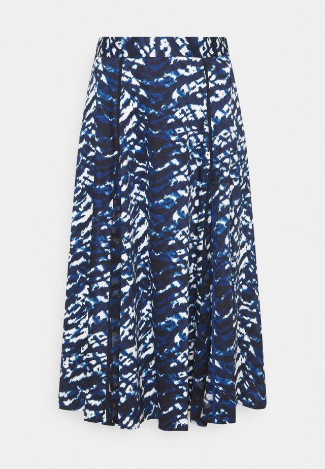 RUBY SKIRT - Pleated skirt - blue