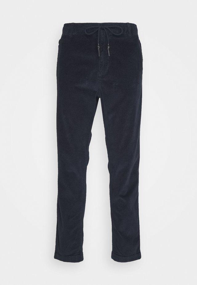CIBOLD TROUSER - Pantaloni - blue