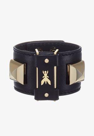 BRACCIALE CON BORCHIE - Armband - nero